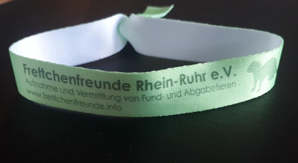 Unterstützer- Armband, Spendenaktion!